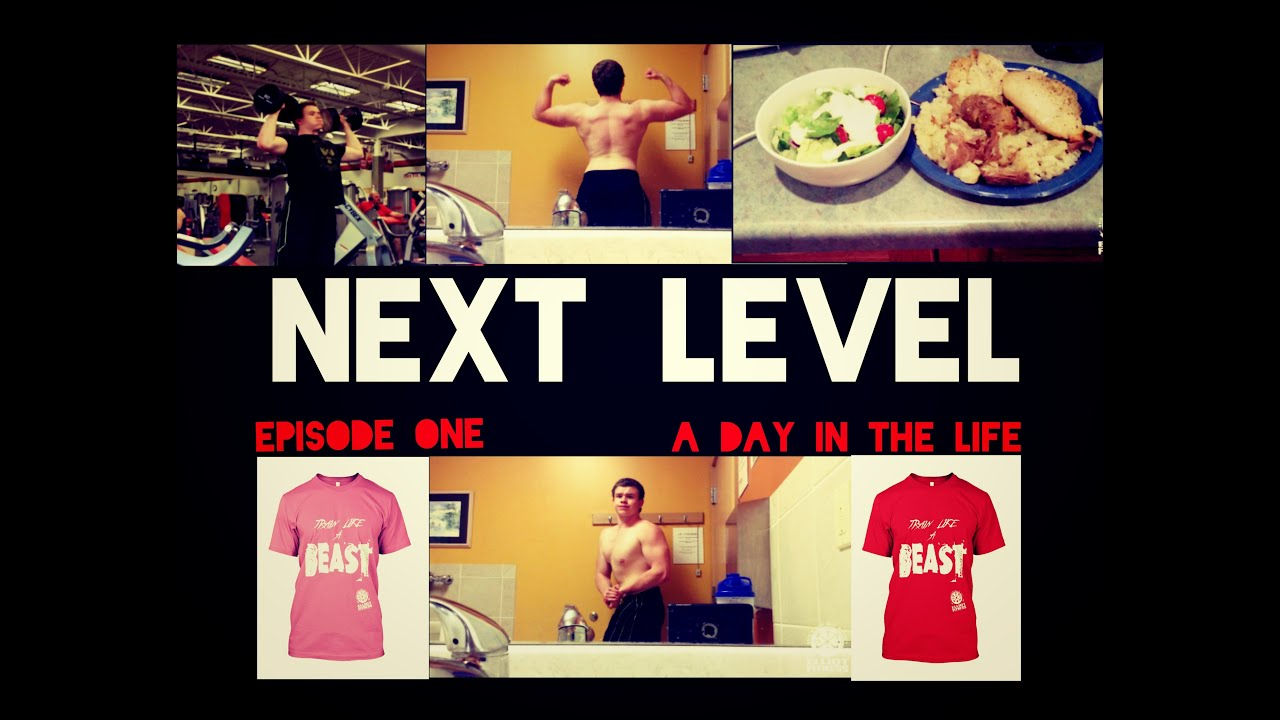 NEXT LEVEL EP 01 A DAY IN THE LIFE SHOULDERS CURRENT CONDITIONING YouTube