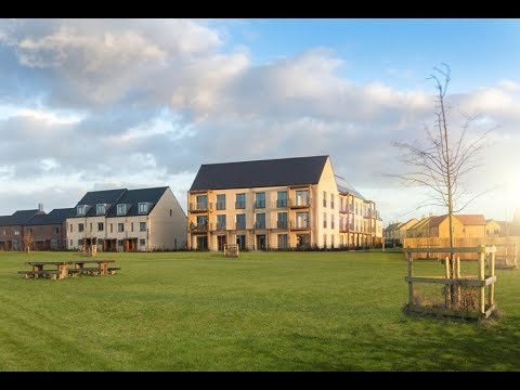 Barratt Homes - The Greenway Apartment @  Trumpington Meadows, Great Kneighton by Showhomesonline