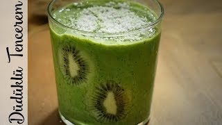 Kivili Smoothie - Kiwi Fruit Smoothie