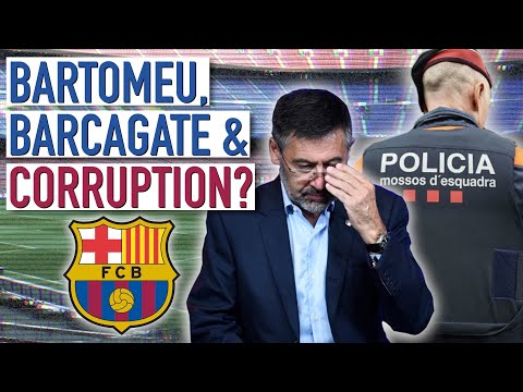 Bartomeu Arrested & Police Storm Barça Offices: What is Barçagate & What's Happening?