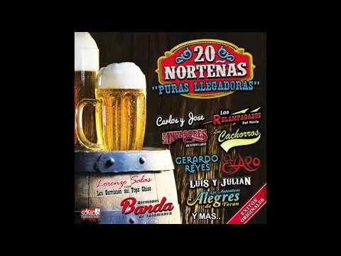 "20 Norteñas ""Puras Llegadoras"" (Disco Completo)"