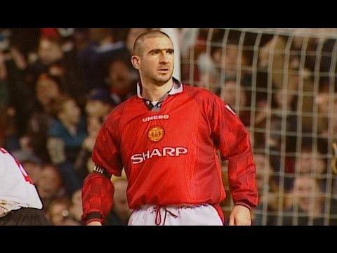 Eric Cantona - Legends of The Barclays Premier League
