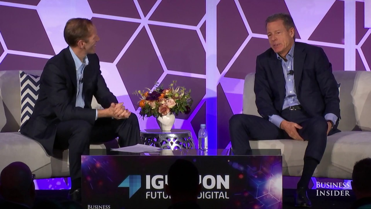 The CEO of Time Warner Inc  discusses the future of TV