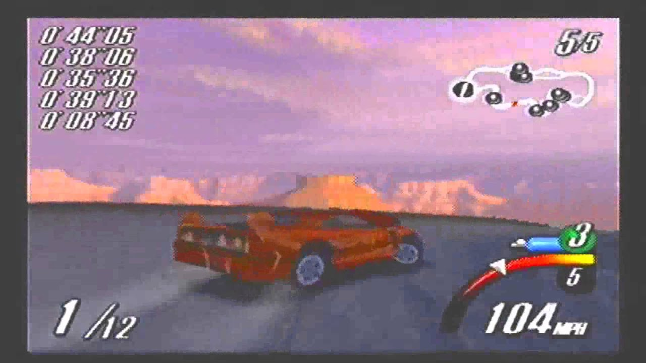 Top gear overdrive n64 gameplay part 1 youtube top gear overdrive n64 gameplay part 1 sciox Image collections