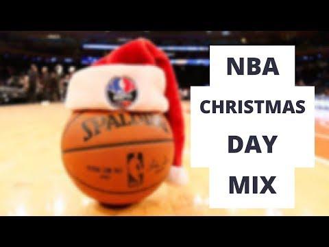 NBA Christmas Day Mix