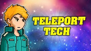 Pixel Starships - Teleport Tech