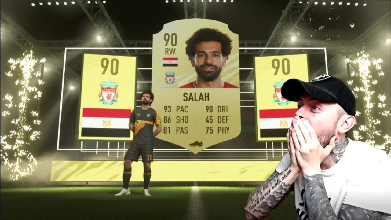 300K SALAH PACKED! DIVISION RIVALS REWARDS! FIFA 21 Ultimate Team - YouTube