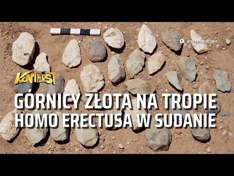 KONTEKST 24 - Jak Homo erectus opuścił Afrykę? - Mirosław Masojć, Grzegorz Michalec