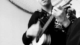 Elvira T - Такси |cover ukulele|