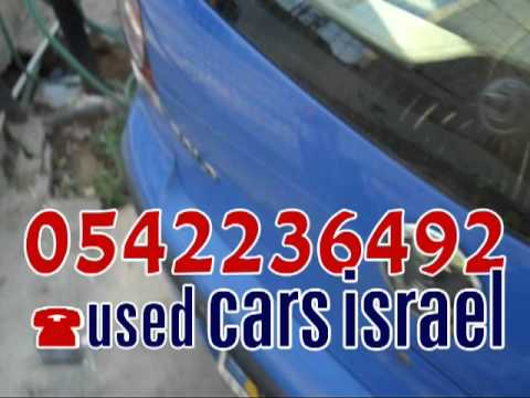 Volkswagen Israel Used Cars For Sale, Trade In, Tel 0542236492, Auto Alex \u0026 Shaul