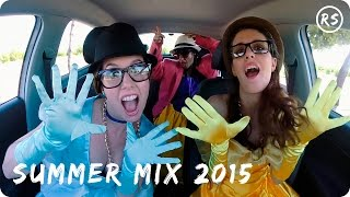 Summer Mix 2015 | Disney Princess (SketchShe Style)