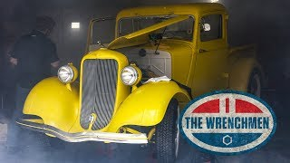 The Wrenchmen | John's 1934 Dodge Hot Rod - Episode 4