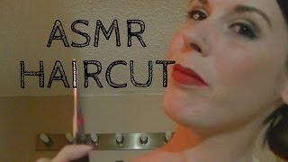 ASMR Haircut Roleplay: Binaural Personal Attention with Affirmations
