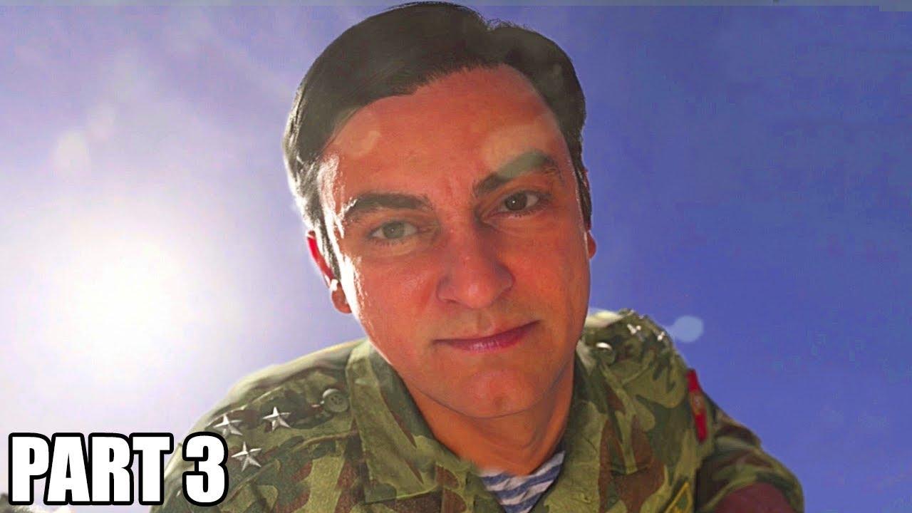 Parte 3 de Gameplay da Campanha MODERNA WARFARE - ESTRADA DA MORTE (Call of Duty Modern Warfare) + vídeo