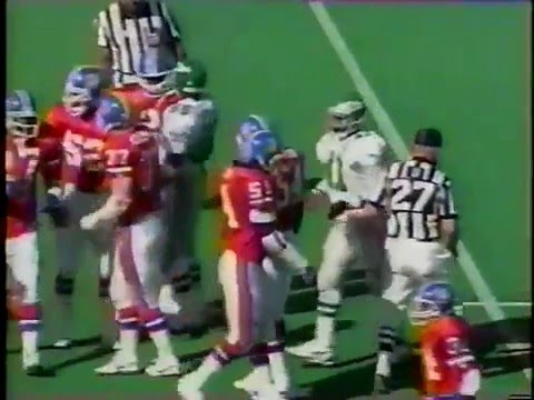 Week 3 1992 Eagles vs Broncos clip12