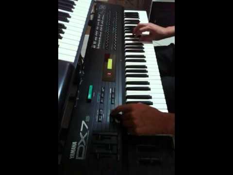 Yamaha DX7s Programando apartir de INIT VOICE