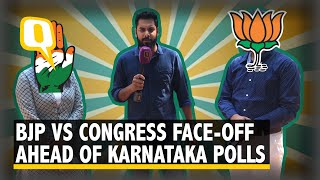 BJP vs Congress Faceoff: On Beef, Corruption and All Things Karnataka
