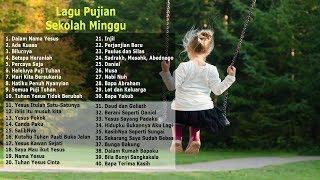 Gambar cover 20 Lagu Rohani Kristen - Nyanyian Anak Sekolah Minggu