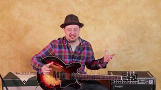Classic Blues Riff (Easy to play but you will turn heads when you play it)