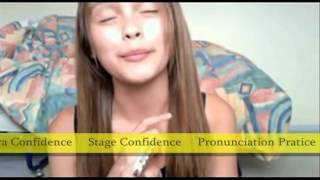 vuclip Girl with a funny talent. [original video] Enlish Council Videos