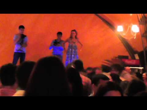 KizzAfro 2015. Afro-Russian party 6. Хоровод.