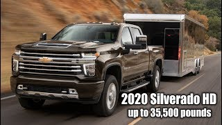 2020 Chevy Silverado HD – Durability Testing, Assembly, Trailering Technology
