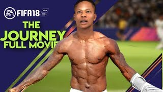 FIFA 18 · 'The Journey 2 ' FULL MOVIE ¦ Gameplay ¦ Cinematics / Cutscenes ¦ ENDING
