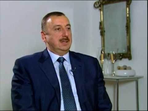 World Business: Interview with Ilham Aliyev 30/01/09