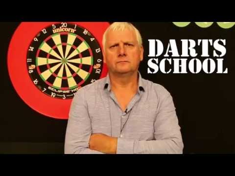 LEARN HOW TO PLAY DARTS | Rod Harrington explains the