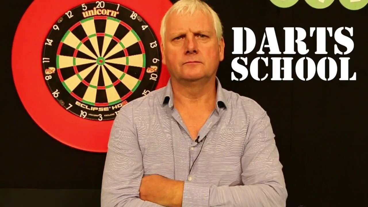 learn how to play darts rod harrington explains the stance youtube
