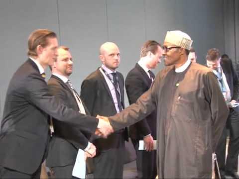 Buhari Returns from USA