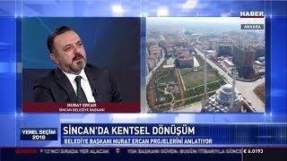 Yerel Seçim 2019 - 27 Ocak 2019 (Sincan Belediye Başkanı Murat Ercan)