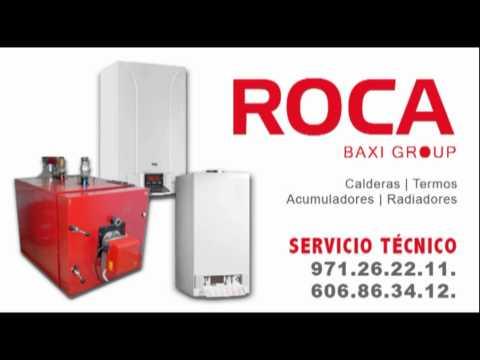 Servicio t cnico calderas roca en palma de mallorca youtube for Servicio tecnico oficial roca