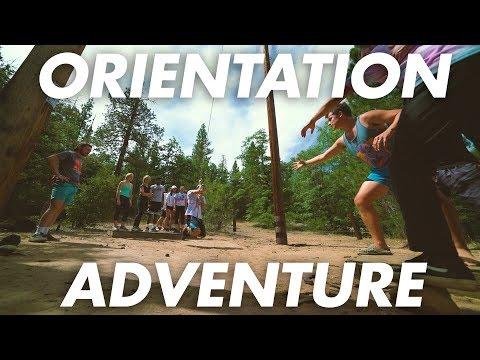 Pomona College Orientation Adventure 2018