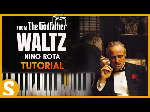 "How to play ""Waltz from Godfather"" by Nino Rota 