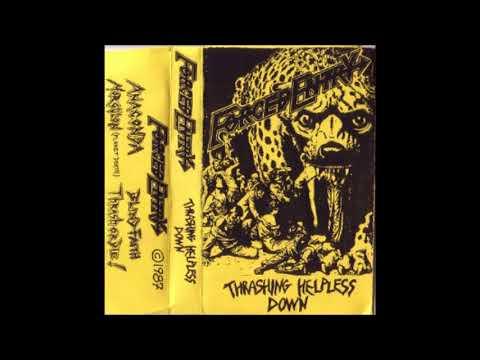 Forced Entry – Thrashing Helpless Down (Demo Tape)