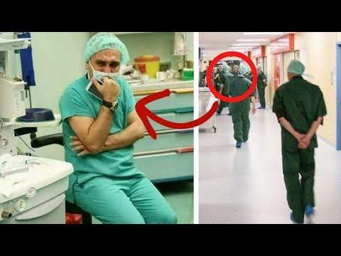 Doktor Ameliyat Odasından Ağlayarak Çıktı, Nedeni Bildikten Sonra Şok Oldular.