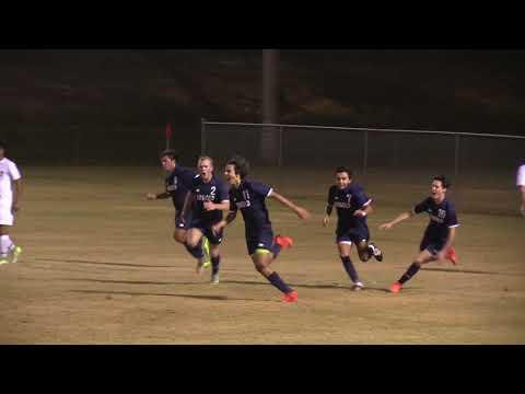 Mason Rodriguez Goal v Mosley High School