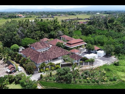 Beautiful Colonial Style Villa For Sale in Tanah Lot, Bali