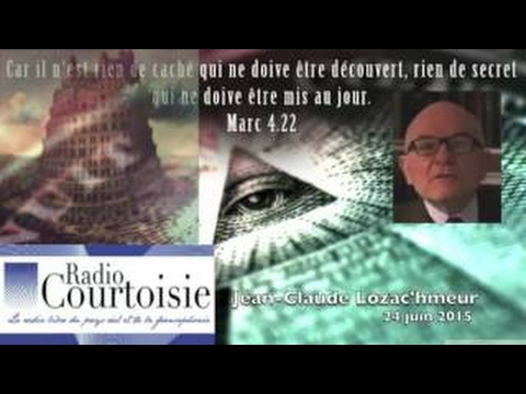 Lozac'hmeur : Les racines occultes de la Franc-Maçonnerie 1/2 (radio Courtoisie)
