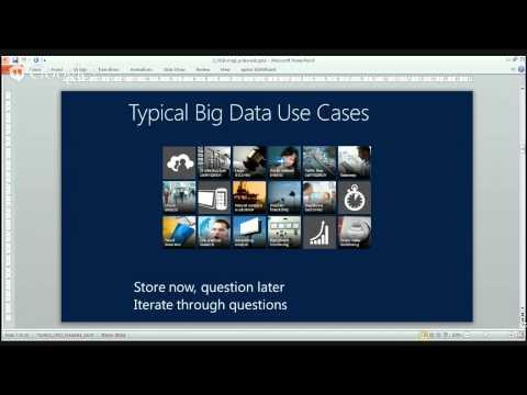MapReduce e Hadoop eco-system: tecnologie abilitanti per analisi di Big Data