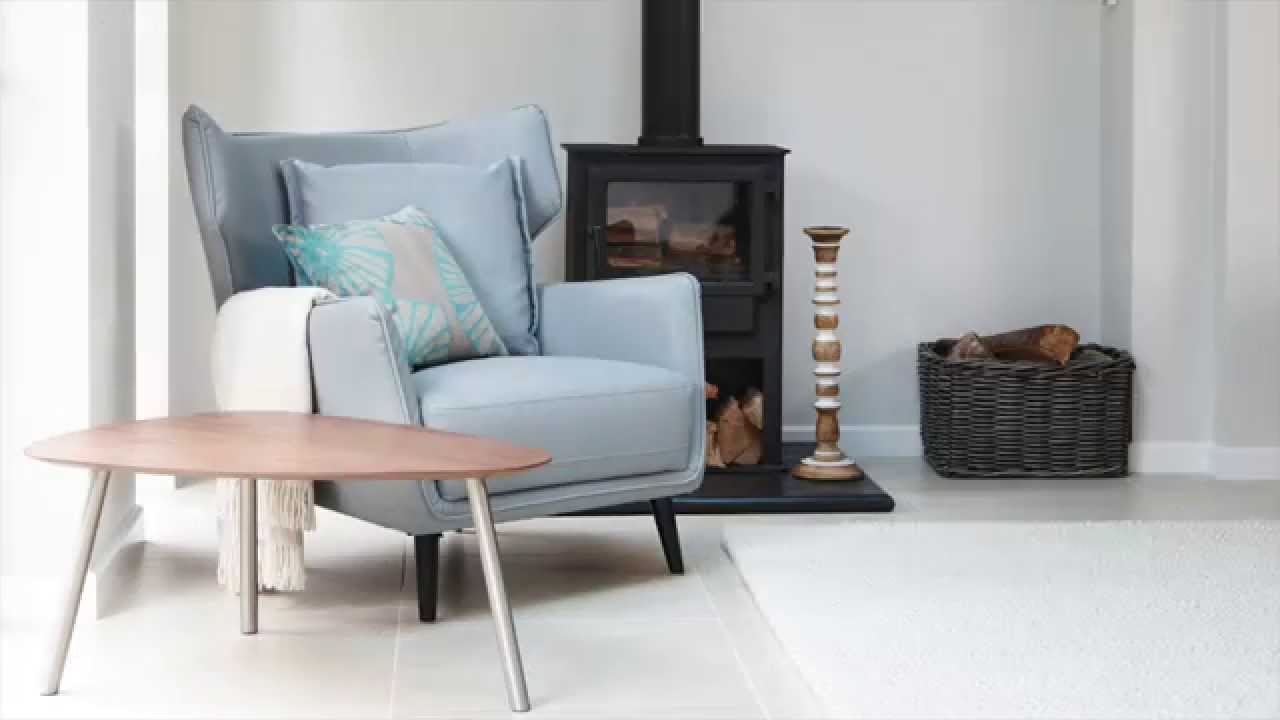 How To Style A Large Corner Occasional Chair