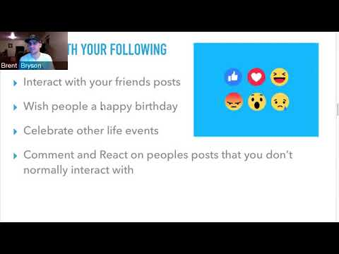 Social Media Daily Plan - Blake Bryson 8.29