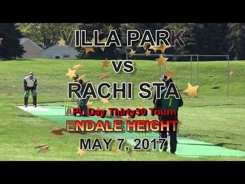Villa Park vs Karachi Stars - Villa Park Batting - 2017 APL Day T30