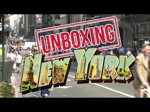 Unboxing NEW YORK: What It's Like LIVING In NEW YORK