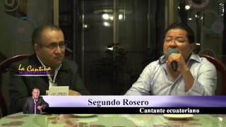 SEGUNDO ROSERO // LA CANTINA DE SERGIO ZAPATA (Emision: 28/01/2014)