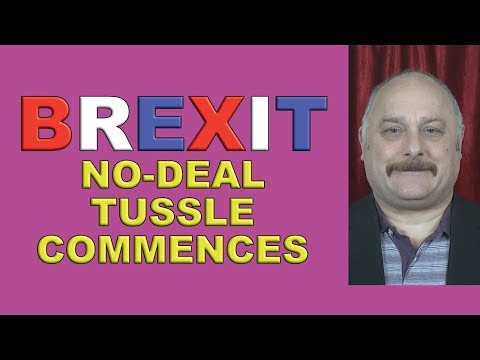 Brexit No-Deal Parliamentary Clashes Commence!