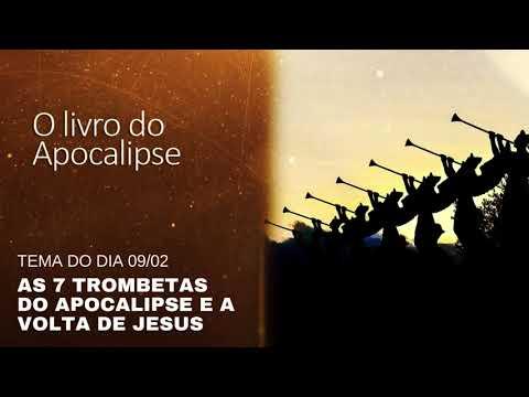 As 7 Trombetas do Apocalipse e a Volta de Jesus - Lições da Bíblia com Leandro Quadros - Lição 0