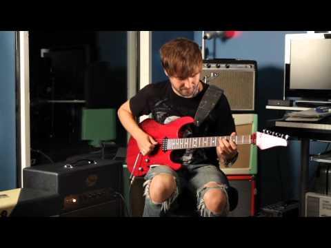 Andy Wood - Shredneck   JTCGuitar.com