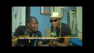 Exclusive Wizkid Performance With Femi Kuti at Felaberation 2013